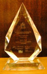 Victoria's Award for Excellence in Multicultural Affairs VMC Ambassador Organisation 2006